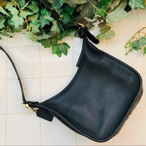 Coach | Vintage Black Crossbody Bag Purse